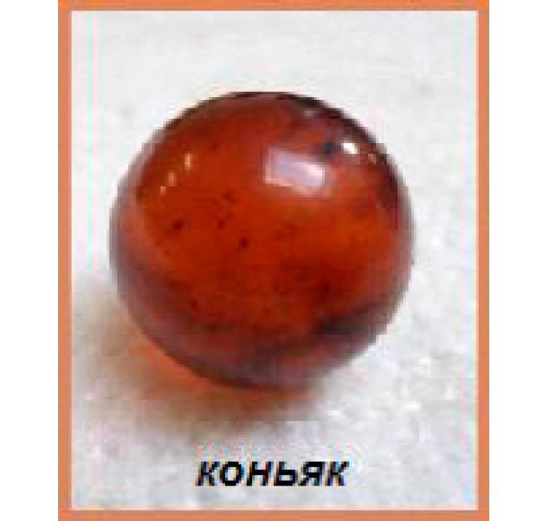 Янтарные шары Коньяк