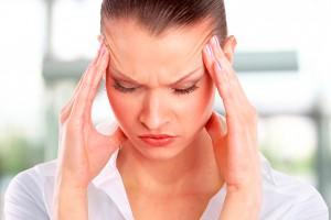 Снятие головных болей кристаллами